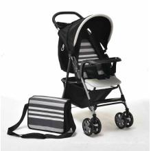 Carrinho de bebê com bandeja dianteira En1888 aprovado