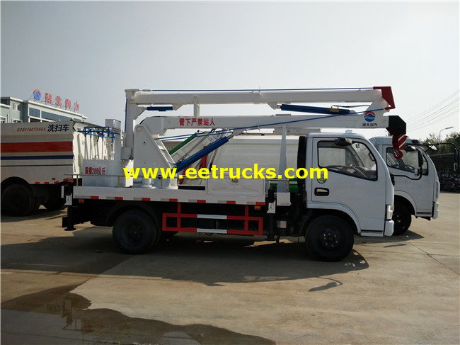 DFAC Aerial Work Platform Trucks