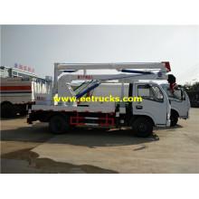 DFAC 15м Платформа воздушной работы грузовых автомобилей