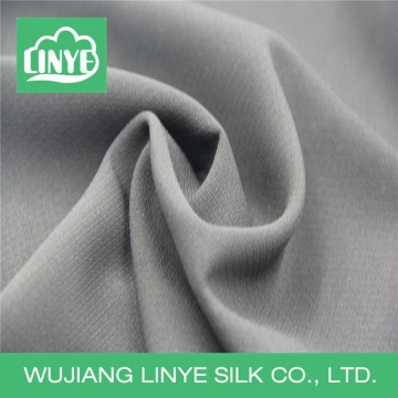 polyester 150D double faille fashion garment fabric