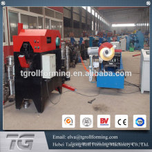 Most popular new design gutter downspout forming machine