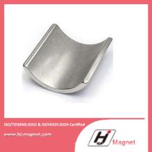 Hochtemperatur-Widerstand-Neodym-Magneten für N40sh unregelmäßiger Form