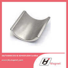 Высокая температура сопротивления неодимовый магнит для N40sh Unregular формы