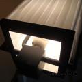 Vintage Konferenzraum Opal White Stoff Schatten Pendelleuchte