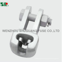 Ws Tipos de Soquete Clevis Power Line Fitting Forged