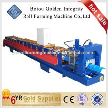 Neueste beliebte CNC gefärbte Stahl Dach Ridge Cap Fliesen Making Machine
