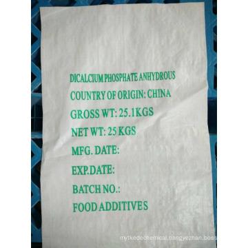 food grade dicalcium phosphate anhydrous
