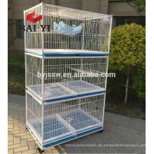 Großhandelskomfortabler Katzen-Käfig mit hängender Hängematte