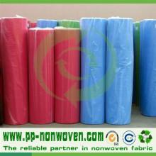 Rolo não tecido da tela do preço baixo da fonte da fábrica de China