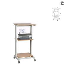 Modelos de mesa de oficina de ventas de fábrica con estación de trabajo de escritorio de certificado ISO9001