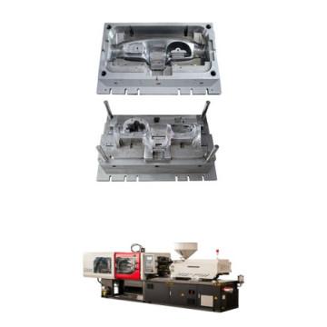 Máquina de moldeo por inyección computarizada horizontal de 720 toneladas con servomotor