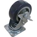 Rueda de rueda de goma termoplástica con buena calidad