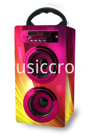 Assorted Colour Great Portable Speakers