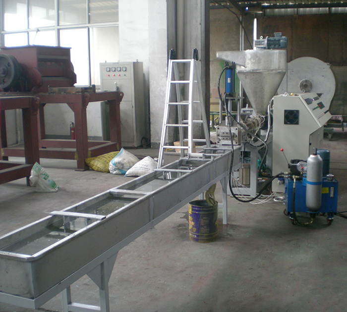 High Quality Plastic Pelletizing Machine