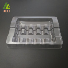 Clear Plastic Ampoules Blister Tray