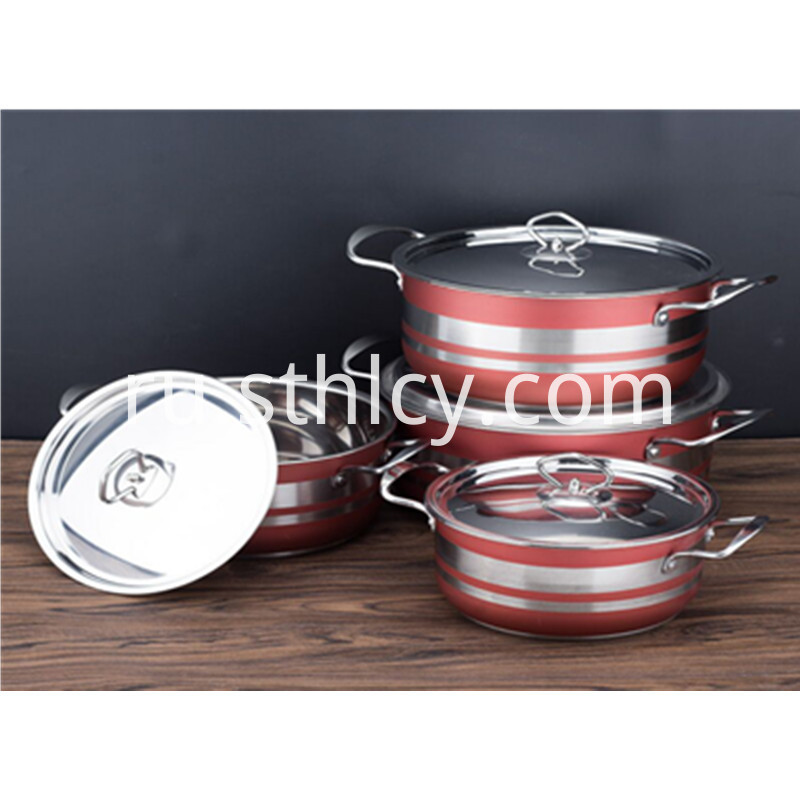 National Stainless Steel Hot Pot