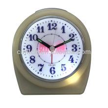 Relógio de quartzo de alarme CK-602