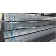 Galvanisiertes quadratisches Stahlrohr (Q195 Q215 Q235 Q345)