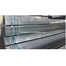 Galvanized square steel pipe (Q195 Q215 Q235 Q345)