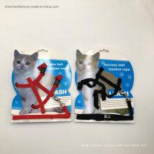 Amazon Top Seller 2020 Pets Supply Wholesale Pets Accessories Optional Color Cat Leash