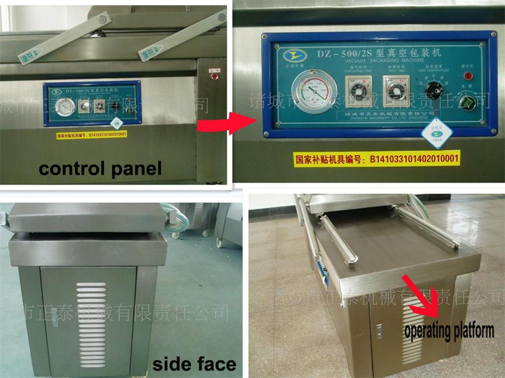 Vacuum Packing Machine With Creation