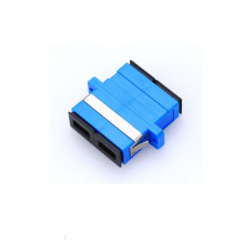 Leading Manufacturer for Mini SC Adapter SC Duplex Fiber Optic Adapter supply to Portugal Manufacturer