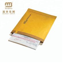 boletins de envio da bolha que enviam envelopes acolchoados kraft