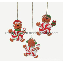 Подарки для вышивания Polyresin Gingerbread