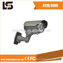 carcasa de aluminio para fabricantes de fundición a presión para cámara CCTV