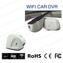 1080P 170 градусов широкоугольный HD скрытые WiFi Car DVR