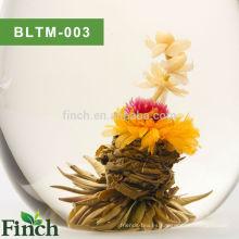 Mini floración floral florecida té del té de la vainilla floreciente china del té a Rusia