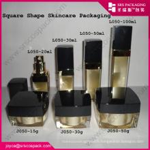 Crème de crème pour le visage vide en Chine Crème de cosmétiques à la crème