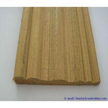 marco de madera chino moldeado