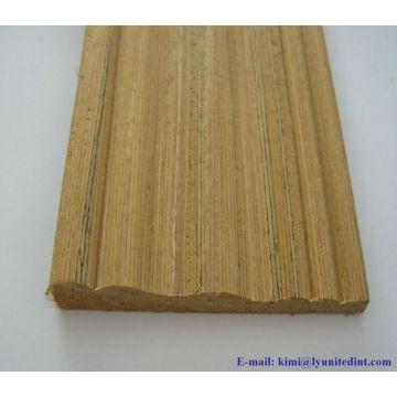moldagem de moldura de madeira chinesa