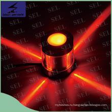 Светодиодная лампа с желтым светодиодом 85-265 В
