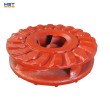 Abrasive slurry pump parts, throat bush front plate liner