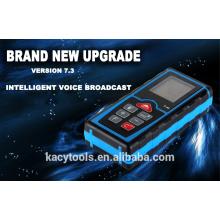 Лазерный дальномер с интеллектуальным голосовым вещанием