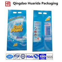 Plastikseitenkeil-Laminat-Waschmittel-Verpackungs-Waschpulver-Tasche