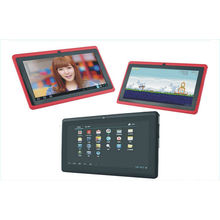 1080p Video Multi Languages 7 Inch Touchpad Tablet Pc For Children