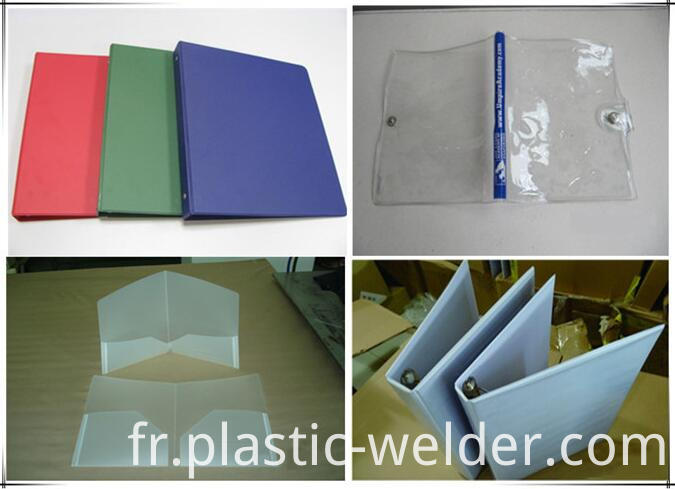 pvc folder, high frequency welding machine