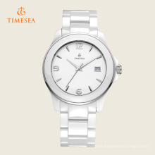 Montre-bracelet Quartz en céramique Quartz Fashion 72319