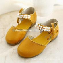 2014 Frühling neue Kinder Schuh Leder Schicht Membran Korean Prinzessin Schuhe Mädchen Schuhe Sportschuhe