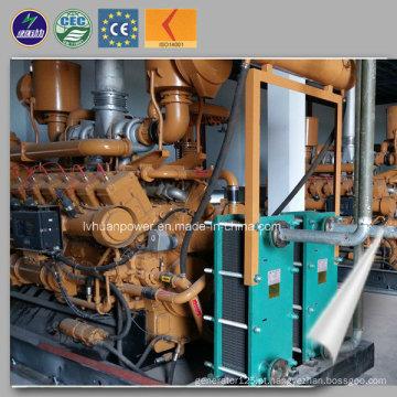 10kw-5MW Biomassa Gas Gasificador de madeira Aplicado termelétrico CHP Biomassa Gerador