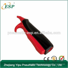 china pneumatic plastic air spray guns short nozle