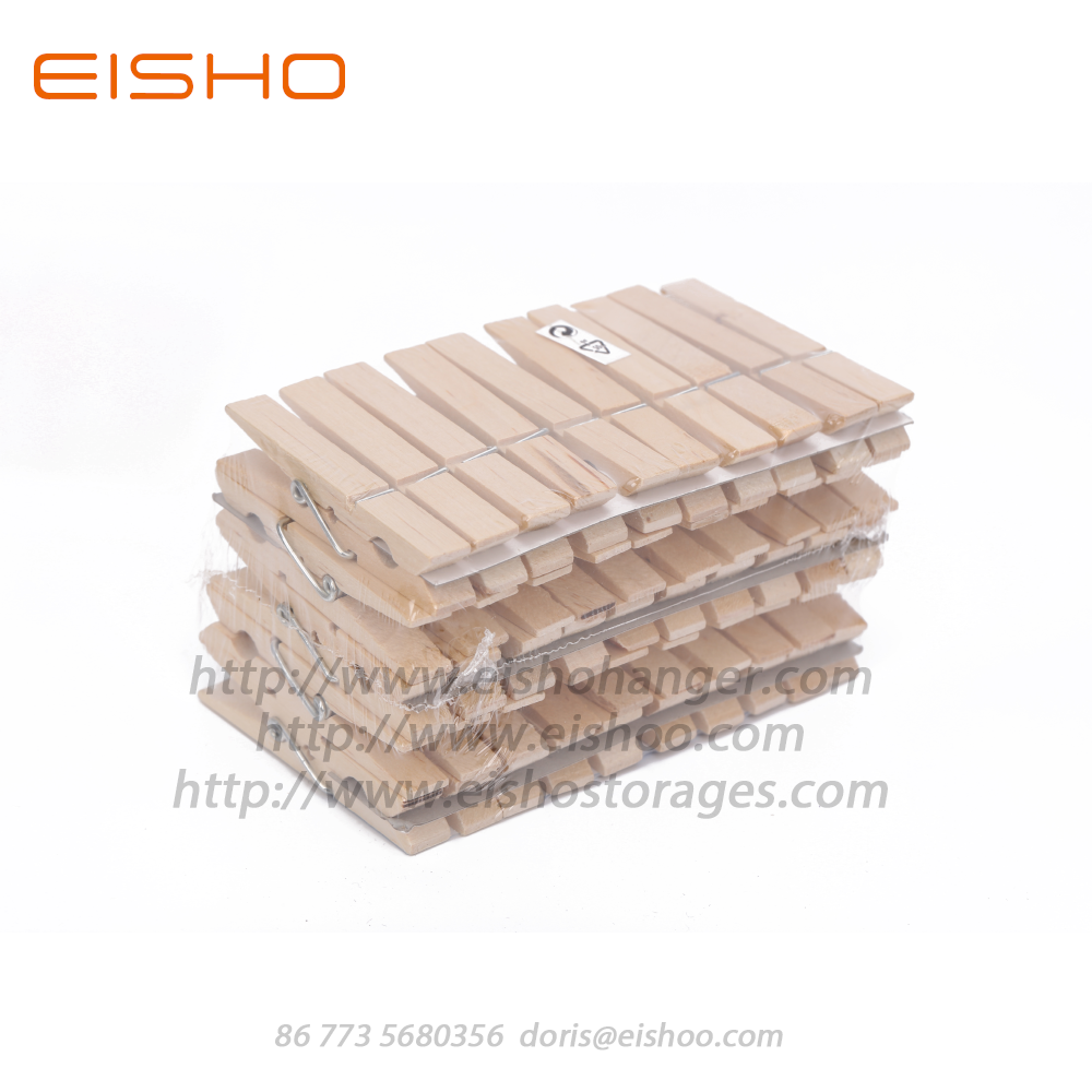 Fc 1108 50 Wooden Clothes Pegs 1