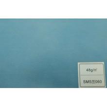 Tecido de SMS (Azul 48GSM)
