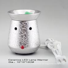 15CE23907 Silber überzogener elektrischer LED-heller Wärmer
