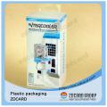 Custom Clear Plastic Flower Packaging Box for Gift