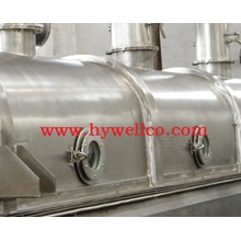 Mesin Pengeringan Granular Drying Machine-ZLG Getah Bed Cucian