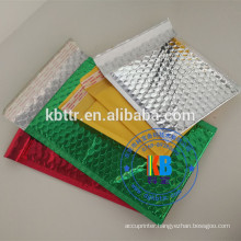 Self adhesive white kraft bubble mailer bag